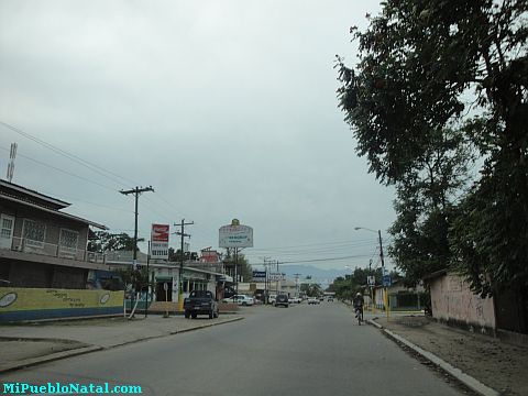 Honduras La Lima CA