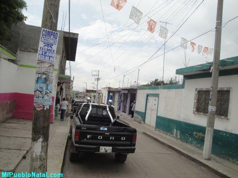 Misma Calle Viendo al Lado Opuest
