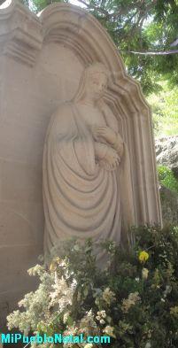 Virgen de Santa regina
