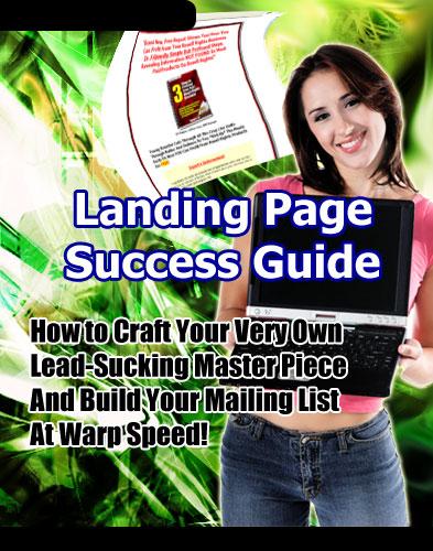 landing page success guide
