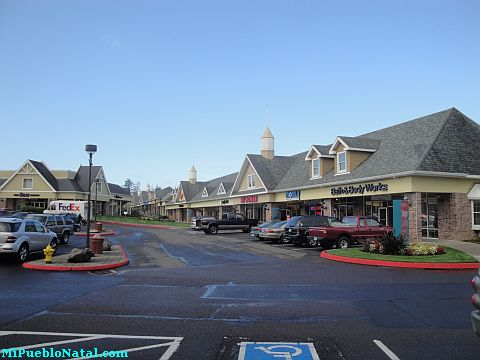 Lincoln City Oregon Outlet