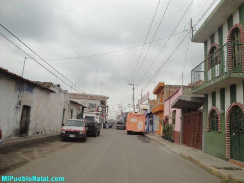 Llegando al Centro de Huanimar