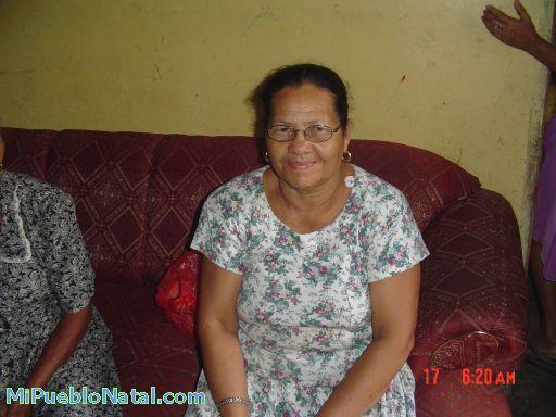 Caras de Tocoa - Marcelina Barralaga