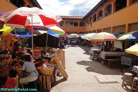 Mercado de Copan