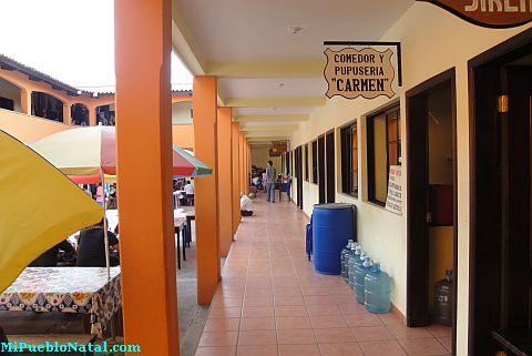 Mercado Copan ruinas