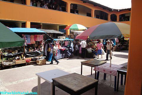 El mercado de Copan
