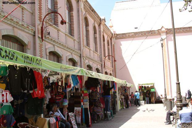 Mercado en Guanajuato