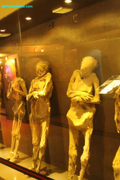 Mexico Mummies