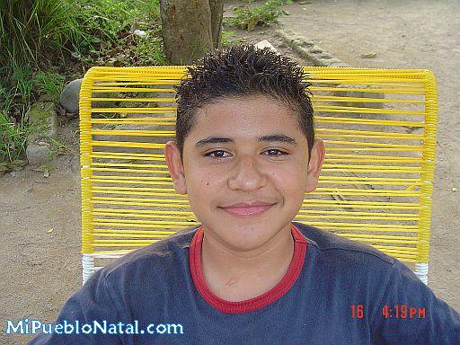 Caras de Tocoa - Miguel Angel