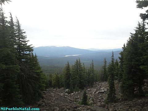 Mount Mcloughlin Pictures