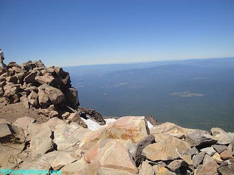 Mt McLoughlin