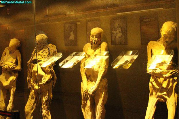 Mummies in Mexico