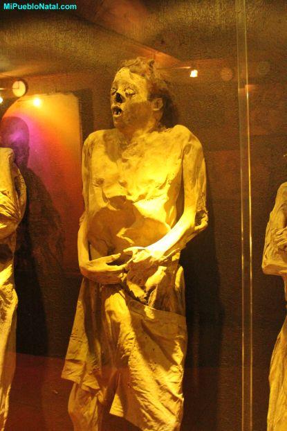 Mummies in Guanajuato Mexico