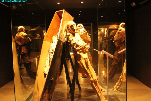 Mummies in Guanajuato