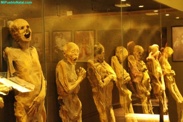 The Mummies Of Guanajuato Mexico