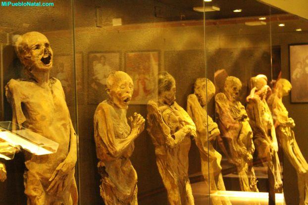 Mummies Museum in Guanajuato