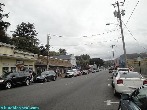 Newport Oregon City