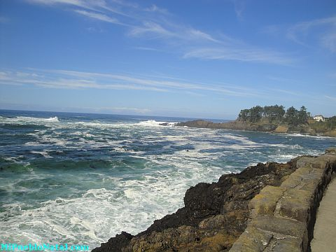 Oregon Depoe Bay