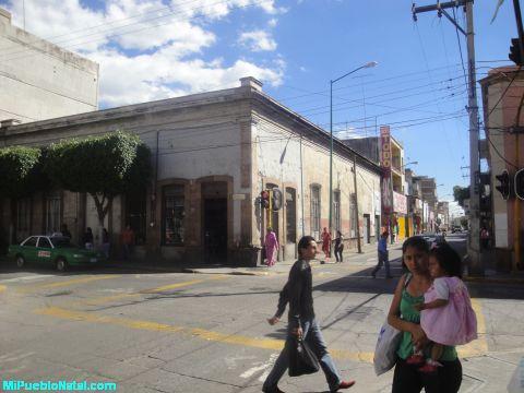 Calle Alvaro Obrego