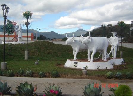 Municipios De El Paraiso