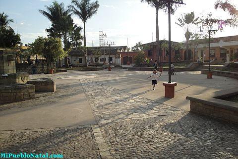 Foto del Parque de Copan Ruinas
