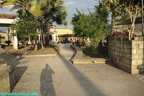 Imagenes del Parque de Copan Ruinas