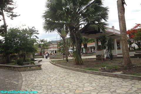 Parque Central Copan Ruinas