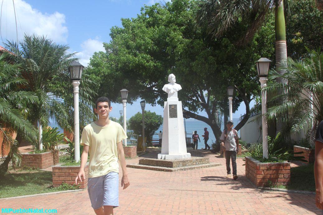 Parque central de Trujillo