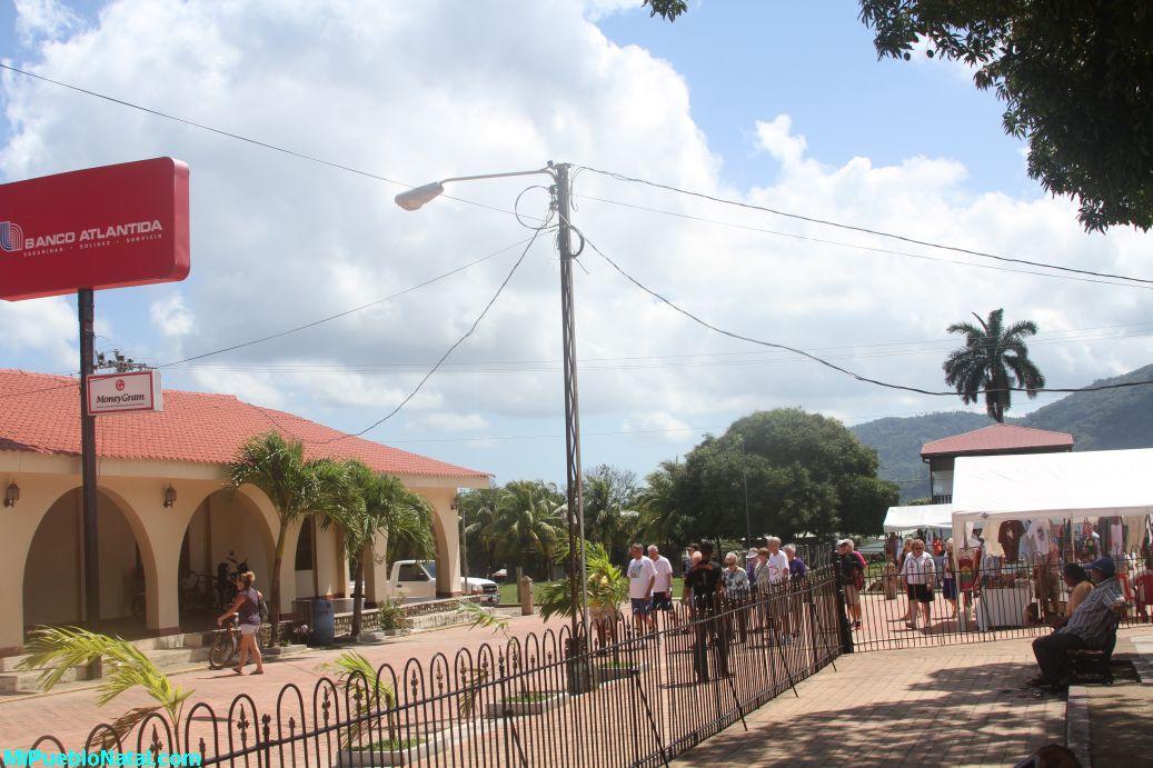 Parque de Trujillo, Colon
