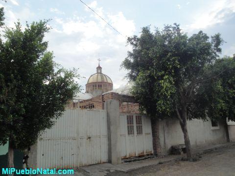 Parte de Arriba de la Iglesia