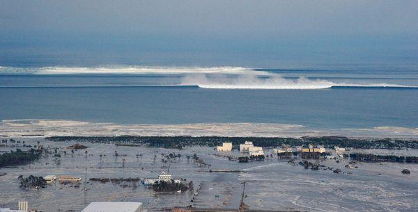 Photos of Tsunami