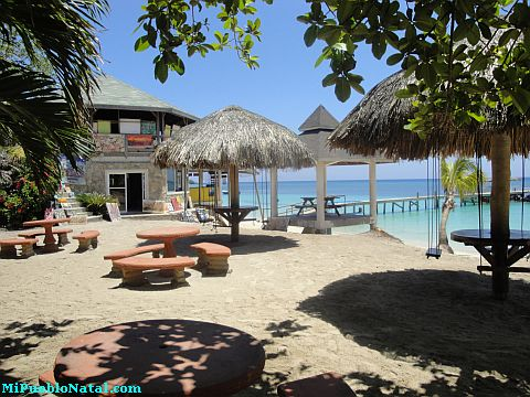 roatan location