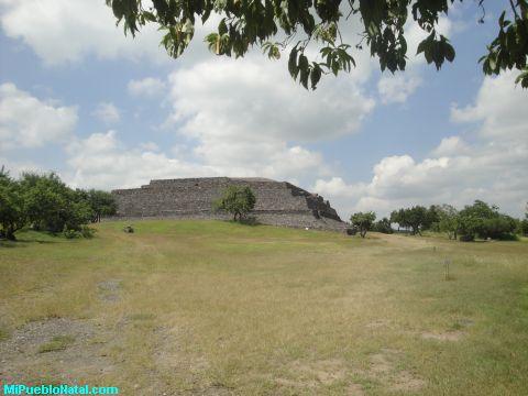 Piramides de Peralta