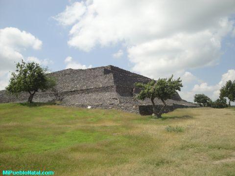 Piramides del Baji