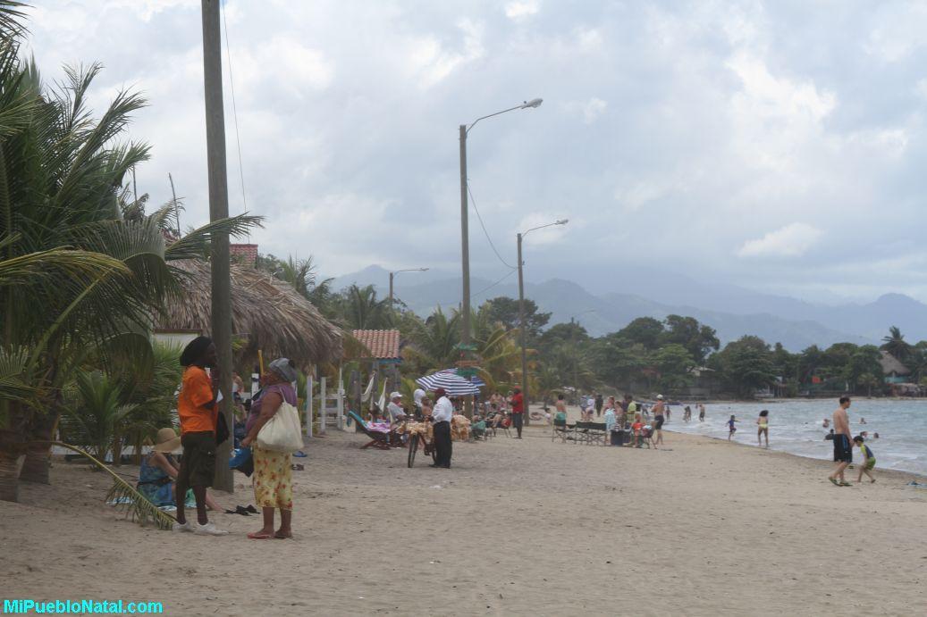 Playa de la Bahia de Trujillo