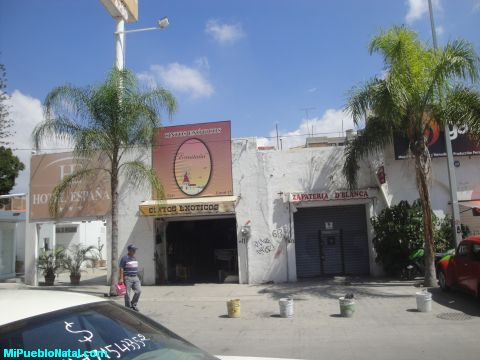 La Plaza de laPie