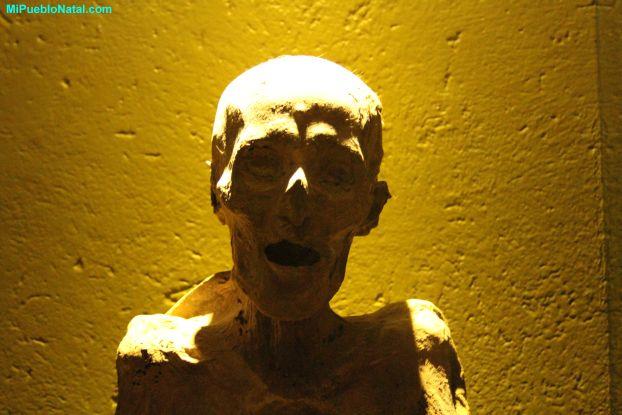 preserved mummies
