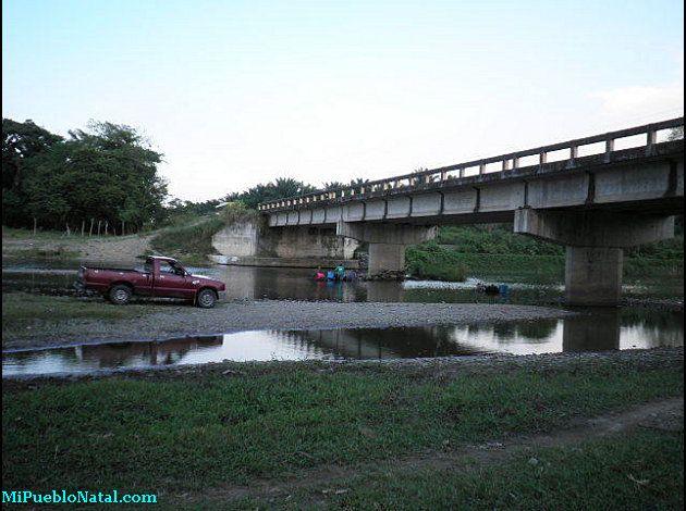 Puente Rio San Pedro