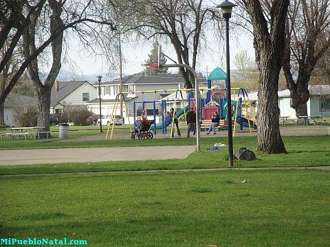 Robert J Pfaff Park
