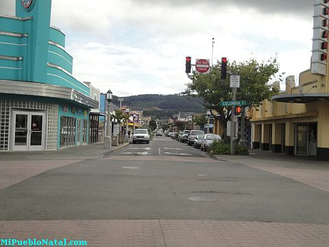 Seaside Downtown