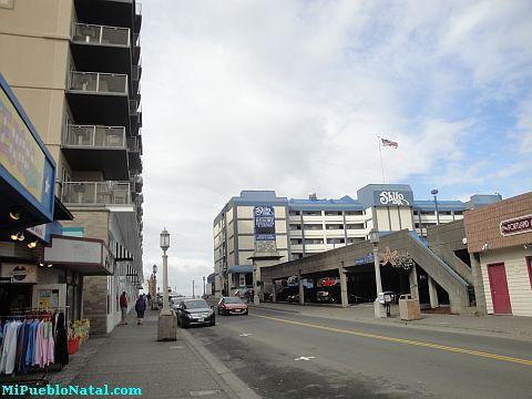 Seaside Shilo Inn