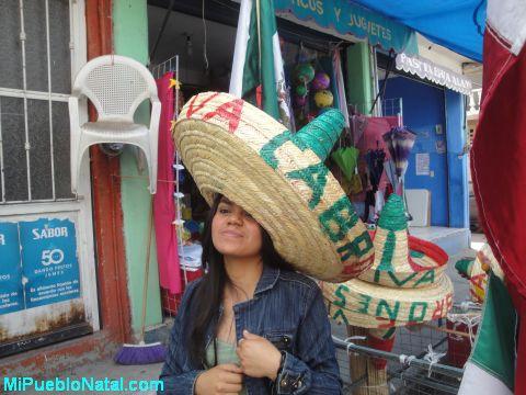 Sombrero del Charr