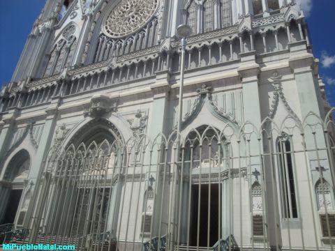 El templo de Cerc