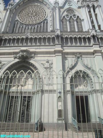 El templo mas de cerca