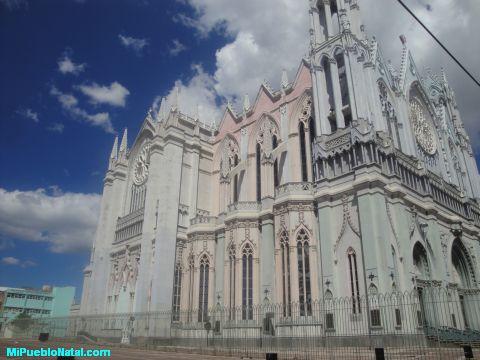 Hermosa imagen del templ