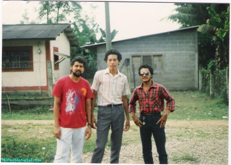 Teto, Yan, y Arevalo