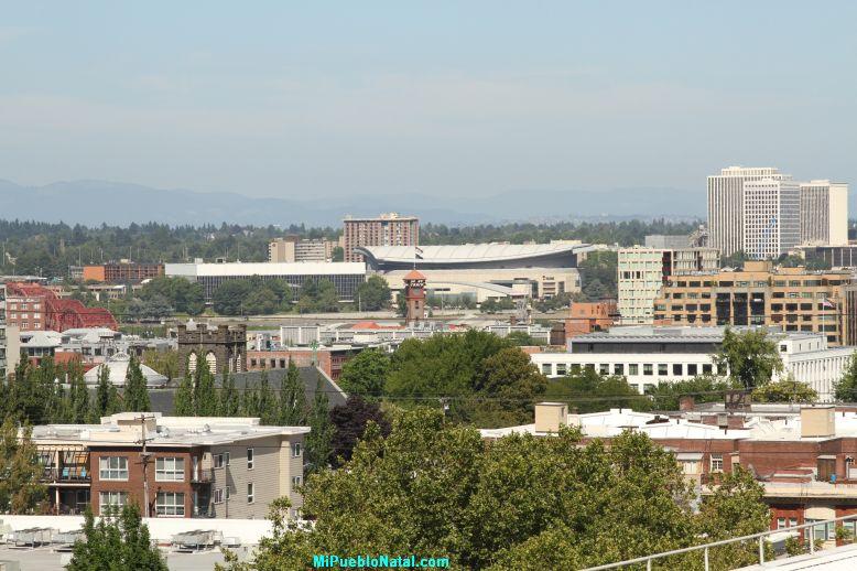 Travel to Portland Oregon