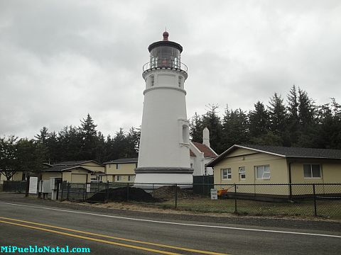 Unpqua Lighthouse