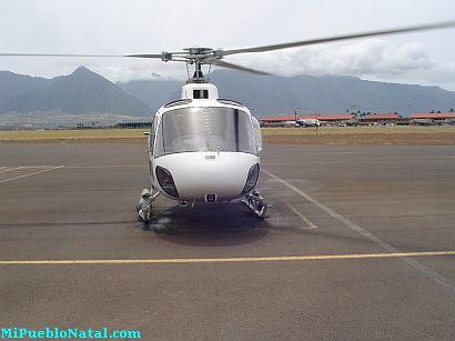 Un Elicoptero