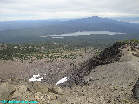 View From Mount Mcloughlin
